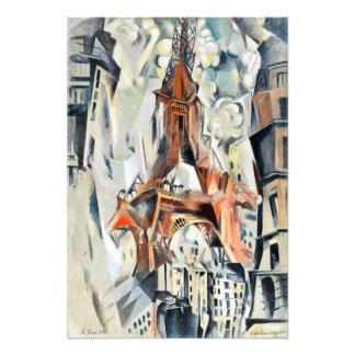 Foto Torre Eiffel de Robert Delaunay