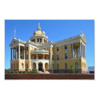 Foto Tribunal velho do Condado de Harrison, Marshall,