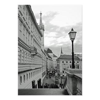 Foto Veia. Vista de Albertplatz