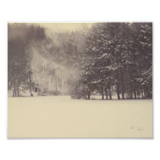 Foto Vento da neve
