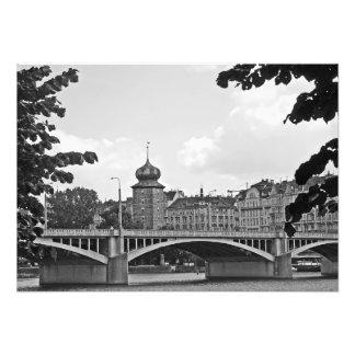 Foto Vista clássica de Praga