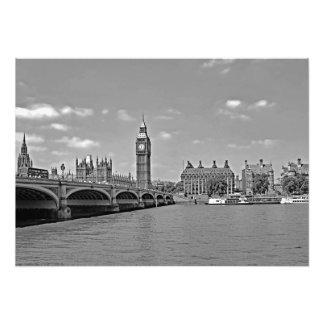 Foto Vista da ponte de Westminster
