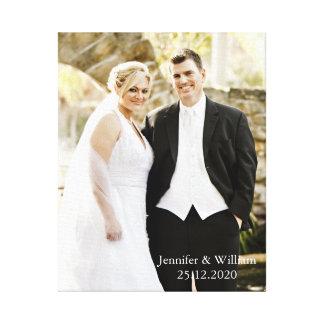 Foto Wedding personalizada personalizada