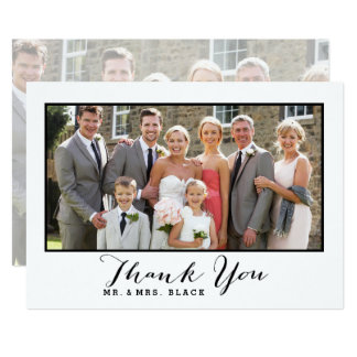 Foto Wedding rotulada mão do roteiro | para Convite 12.7 X 17.78cm