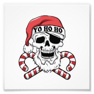 Foto Yo ho ho - papai noel do pirata - Papai Noel