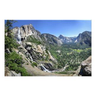 Foto Yosemite Falls e meia abóbada oh de meu Gosh ponto
