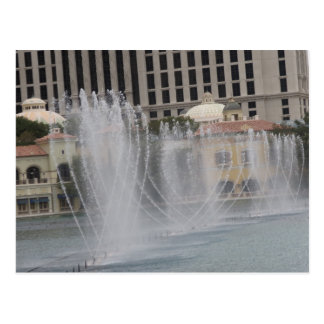 Fotografia da fonte de VEGAS: Casino dos canais Cartão Postal