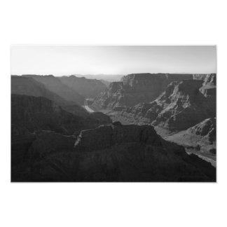 """""""Fotografia da paisagem do Grand Canyon"""" Impressão De Foto"""