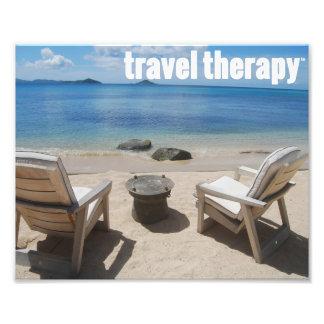 Fotografia da terapia do viagem