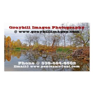 Fotografia das imagens de Graybill Cartão De Visita