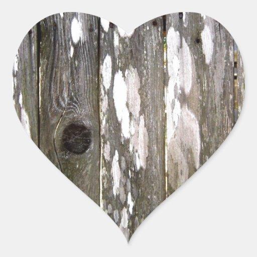 Fotografia de madeira da textura da cerca adesivos