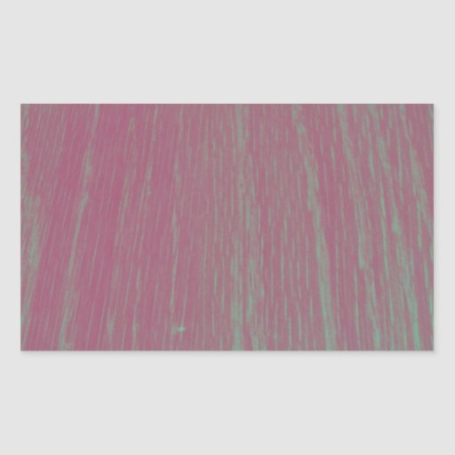 Fotografia de madeira da textura do filtro Funky Adesivos Retangular