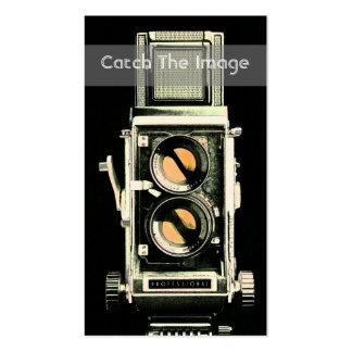 Fotografia do cartão de visita da câmera de Vinatg