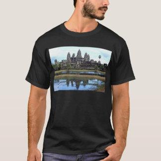 Fotografia do viagem do templo de Angkor Wat Camiseta