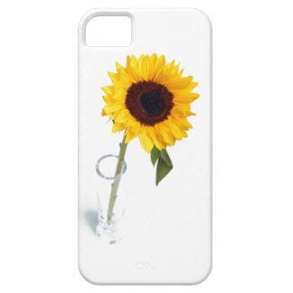 Fotografia floral do girassol do girassol capa barely there para iPhone 5