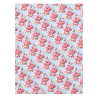 Fotografia japonesa cor-de-rosa da flor de toalha de mesa