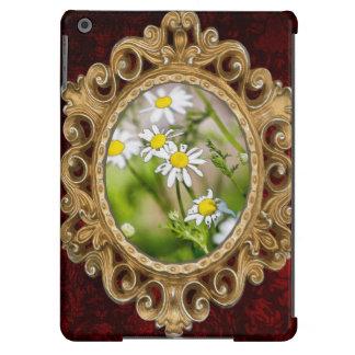 Fotografia Painterly floral de florescência das ma Capa Para iPad Air