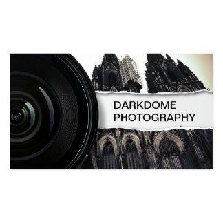 Fotografia preta & branca profissional cartao de visita