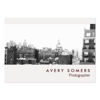 Fotografia profissional da inserção da foto do fot modelos cartões de visitas
