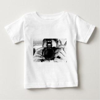 Fotógrafo Camiseta Para Bebê