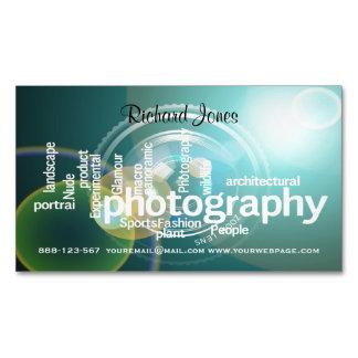 Fotógrafo de Bokeh da tipografia de Photagraphy