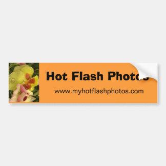 Fotos do flash quente adesivo para carro