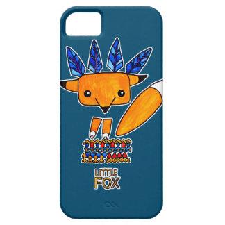 Fox bonito da ilustração da aguarela. Animal Capa Para iPhone 5