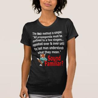Fox da propaganda t-shirts