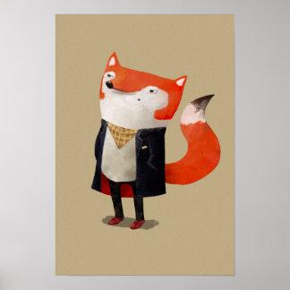 Fox de Smart Poster