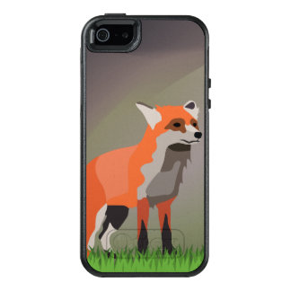 Fox no prado