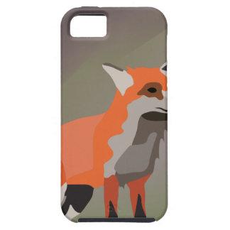 Fox no prado capa para iPhone 5