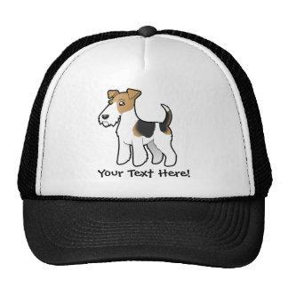 Fox Terrier do fio dos desenhos animados Boné