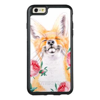 Foxy feliz e rosas