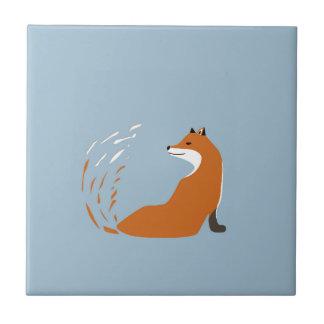 Foxy toma a pose