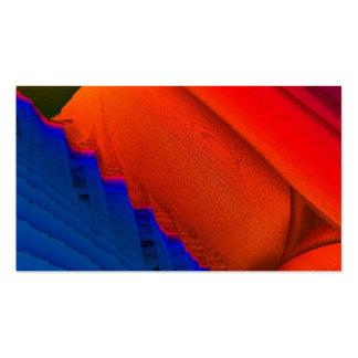 FRACTAL 3D do FUNDO MANDELBULB do MIÚDO de Cartão De Visita