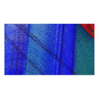 FRACTAL ABSTRATO CLARO 3D. do FUNDO MANDELBUB Cartão De Visita