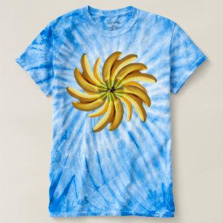 Fractal da banana camiseta