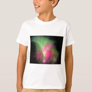 Fractal da melancia camiseta