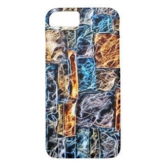 Fractal de Spiderwebs Capa iPhone 7