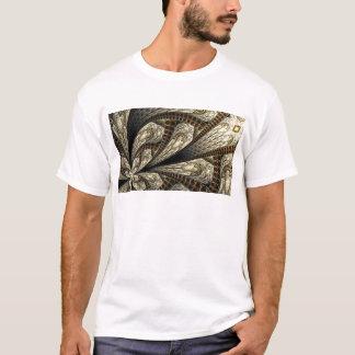 Fractal floral #2 camiseta