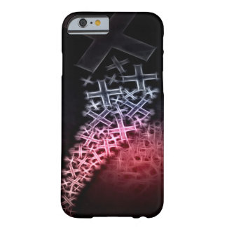 Fractal religioso capa barely there para iPhone 6