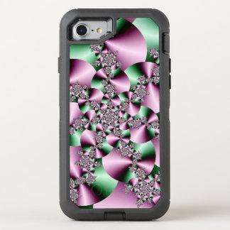 Fractals nos Fractals Capa Para iPhone 7 OtterBox Defender