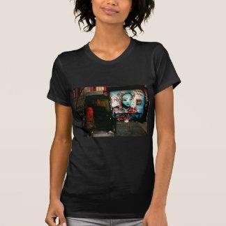 Fragmentos urbanos - arte da rua - Nova Iorque Camisetas