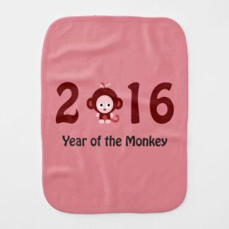 Fralda De Boca 2016 anos bonito do macaco
