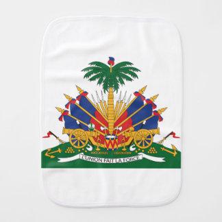 Fralda De Boca A brasão de Haiti