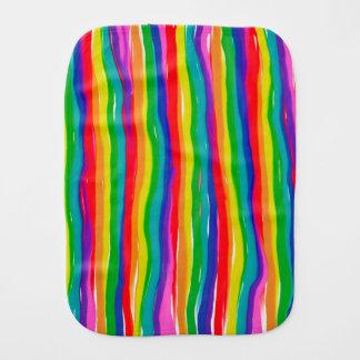 Fralda De Boca Arcos-íris pintados