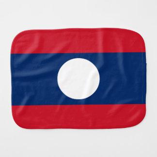 Fralda De Boca Bandeira de Laos