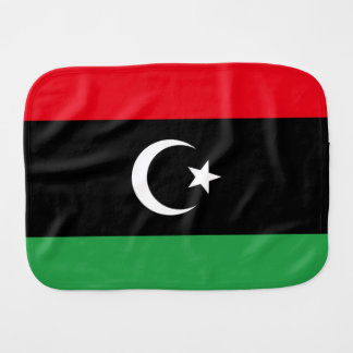 Fralda De Boca Bandeira de Líbia