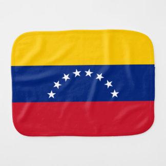 Fralda De Boca Bandeira de Venezuela