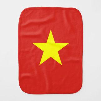 Fralda De Boca Bandeira de Vietnam